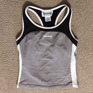 Spalding Athletic Tank
